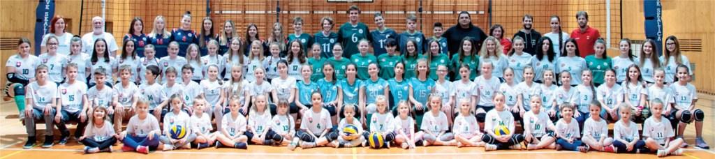 Volejbalový klub Skalica 20